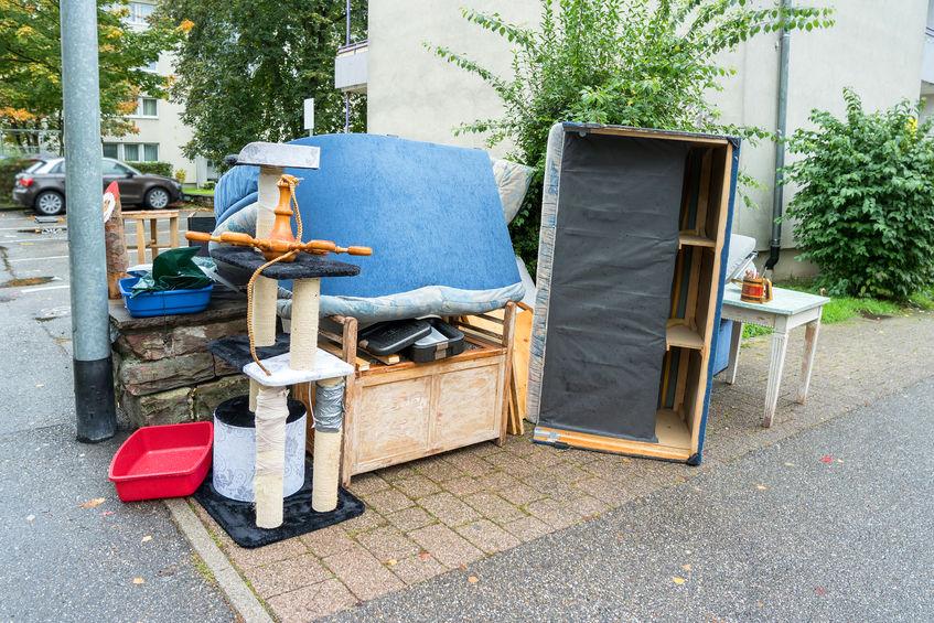 Entrümpelungen in NRW